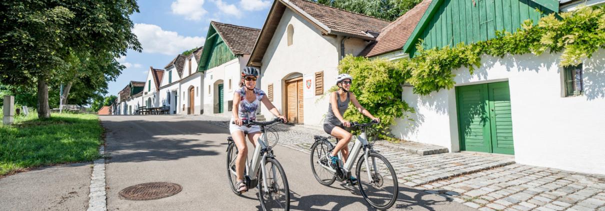 Mailberg Urlaub E-Bike